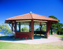 king park rotunda number one - great for wedding ceremonies in Perth