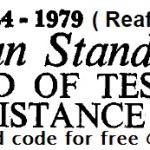 Download IS code for Abrasion Resistance of concrete IS:9284 -1979