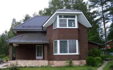 Загородное домостроение в СПб