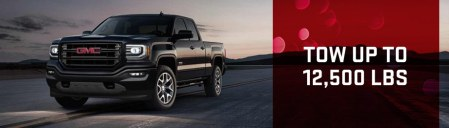 Reasons to Buy the 2018 Sierra 1500   Lupient Buick GMC in Rochester Exterior of the 2018 Sierra 1500 at Lupient Buick GMC near Austin  MN