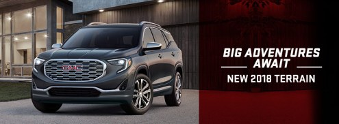 Lupient Buick GMC of Rochester is a Rochester Buick  GMC dealer and     The 2018 GMC Terrain is available at Lupient Buick GMC of Rochester in  Rochester  MN