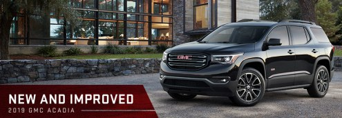 2019 GMC Acadia in Rochester   Lupient Buick GMC of Rochester Experience The 2019 GMC Acadia At Lupient Buick GMC Of Rochester