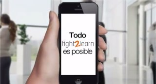 Promo Motion-Graphics: Fight2Learn