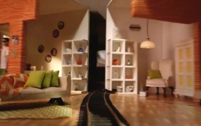 Maravilloso anuncio de Airbnb creado a mano