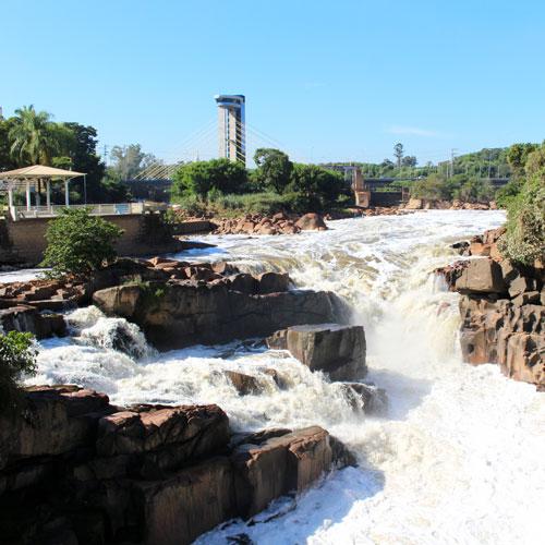 Memorial do Rio Tietê em Salto