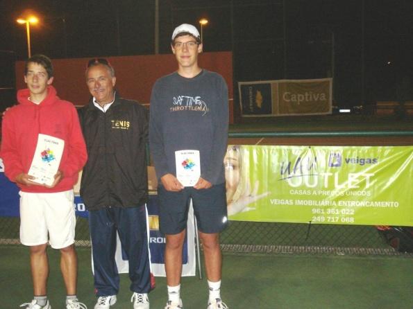 atl- vencedores sub 16 torneio juvenil clac
