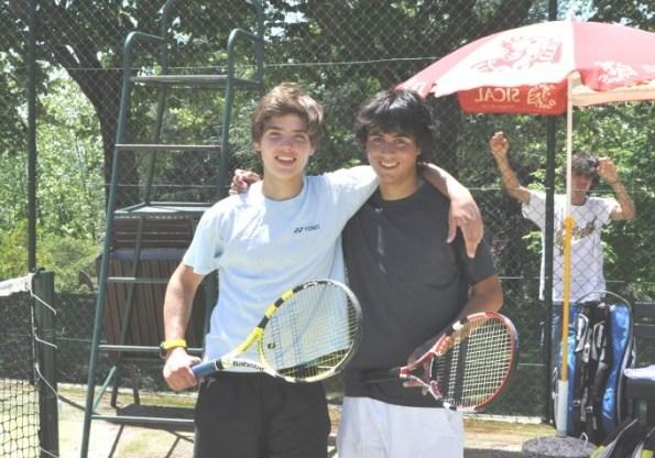 Boa prestação dos 10 tenistas no Torneio Cidade em Abrantes