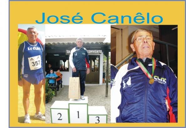 que exemplo dás a todos, Jose Canêlo !