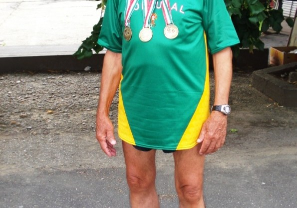 Parabéns, jose Canêlo com 4 medalhas de ouro, és um verdadeiro campeão!