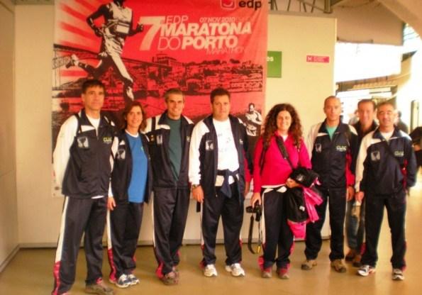 Estivemos na Maratona do Porto