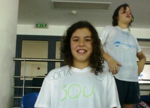 Sofia Picão chamada á selecção distrital de Infantis