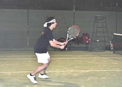 três excelentes participações dos tenistas do CLAC