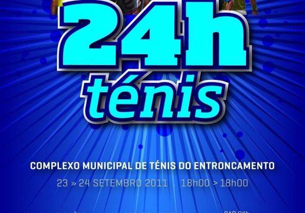 """Torneio """"24h de Ténis"""" foi um sucesso"""