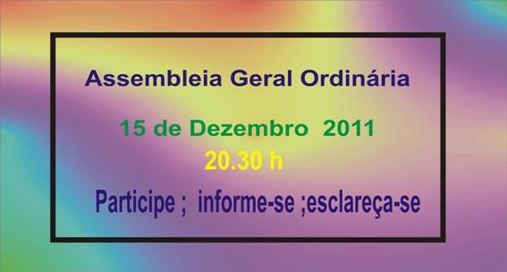 assembleia geral dez 2011