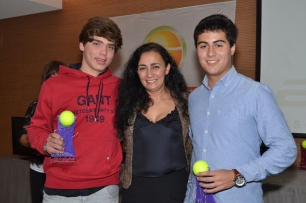 Tenis do Clac recebe prémios da ATLEI