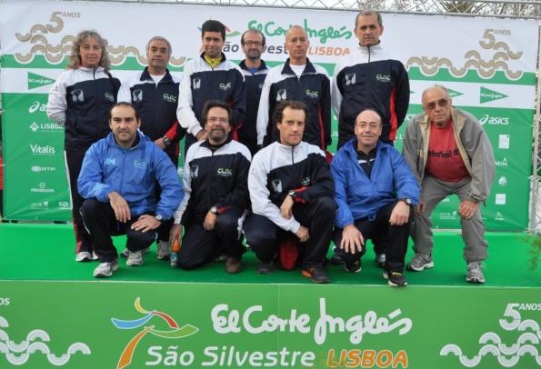 Atletismo terminou ano 2012 na 5ª São Silvestre de Lisboa