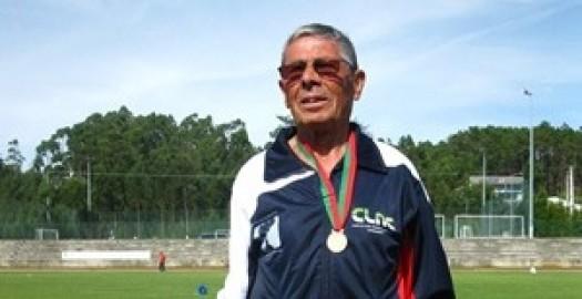 Atletismo presente nos Campeonato de Europa de Veteranos.