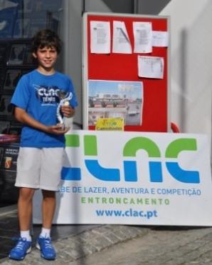 TÉNIS do CLAC Francisco Vieira em Destaque