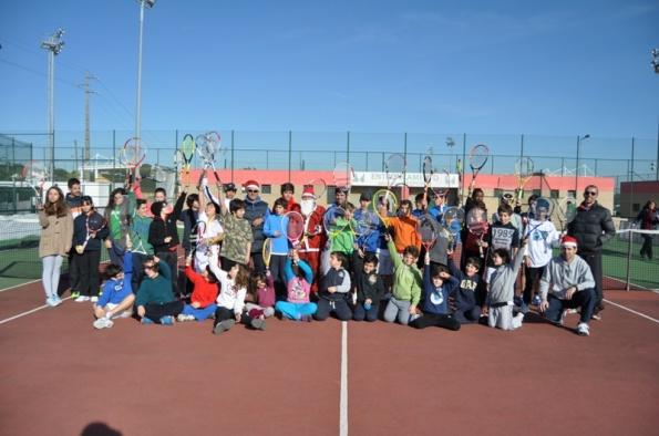 Torneio do Pai Natal CLAC 2013