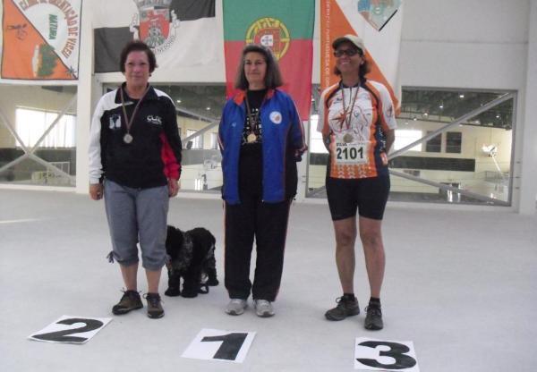 Orientação Maria São João Vice Campeã Nacional distancia longa e sprint