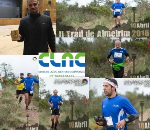 CLAC – Entroncamento na segunda edição do Trail de Almeirim