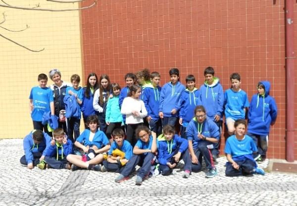 Coruche recebeu prova mais importante da época de Cadetes Torneio Nadador Completo Cadetes