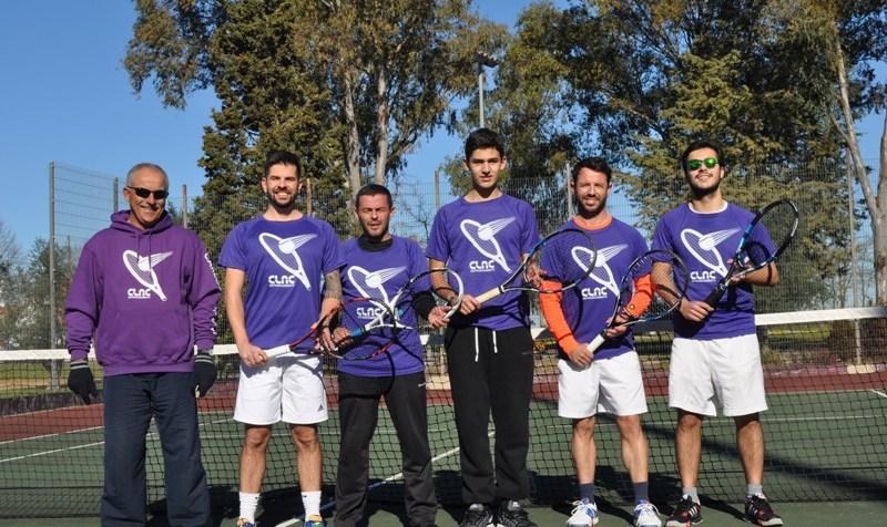 Ténis – Campeonatos Regionais de Equipas