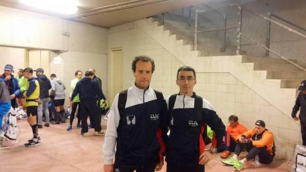 CLAC na Maratona de Sevilha