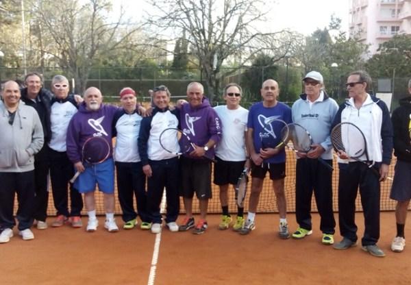 Ténis – CLAC Vice Campeão Regional em + 55