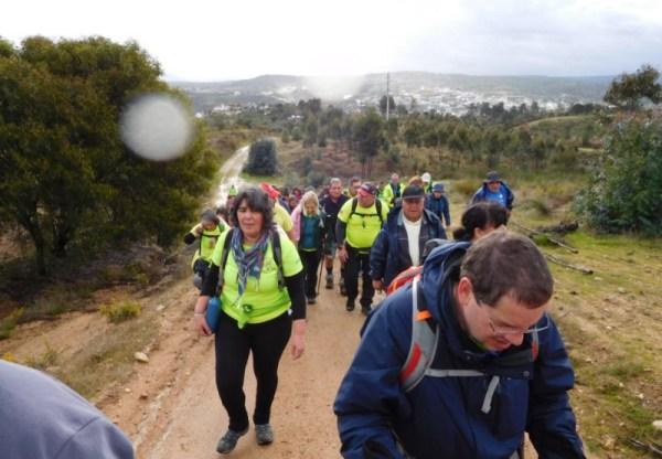 Caminhada Templária e os 50 do Pimenta