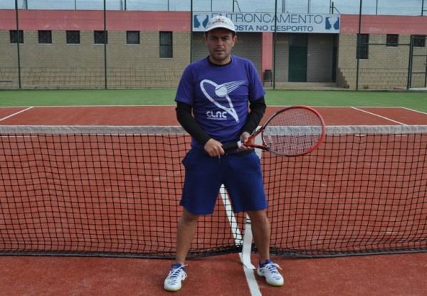 Ténis- João Amado Vice Campeão Regional + 45 anos