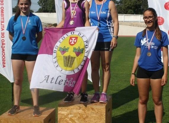 CLAC conquista 2 pódios  no Campeonato Regional de Absolutos.