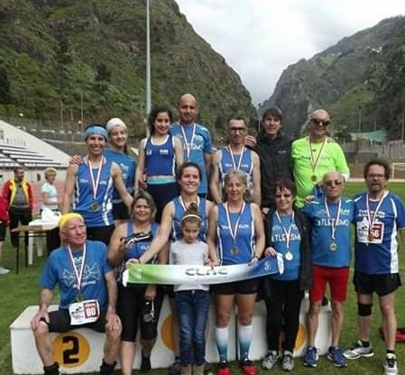 Atletas do  CLAC  no MASTER ATHLETICS International Meeting (MAIM)  da Madeira conquistam 22 medalhas.