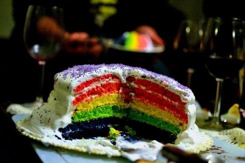 Birthday cake 2013