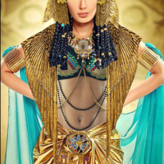 SoulCollage® – Committee Suit – Inner Goddess Queen