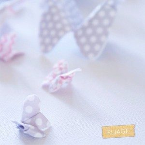 DIY en cours  workinprogress clairesblog pliages origami alilibellule