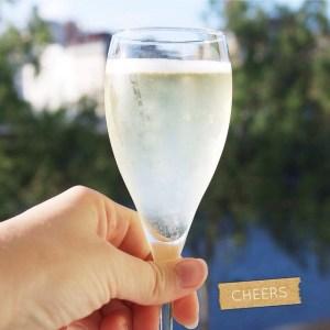 Cheers avec alilibellule sante champagne rennes clairesblog