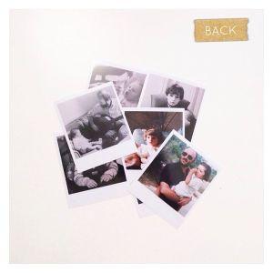 De vieilles photos ressorties en version polaroid pour un nouveauhellip