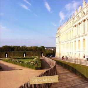 Versailles pour la fin de journe eauxnocturnes versailles chateaudeversailleshellip