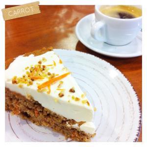 Le meilleur carrot cake se trouve au caf Albertine !hellip