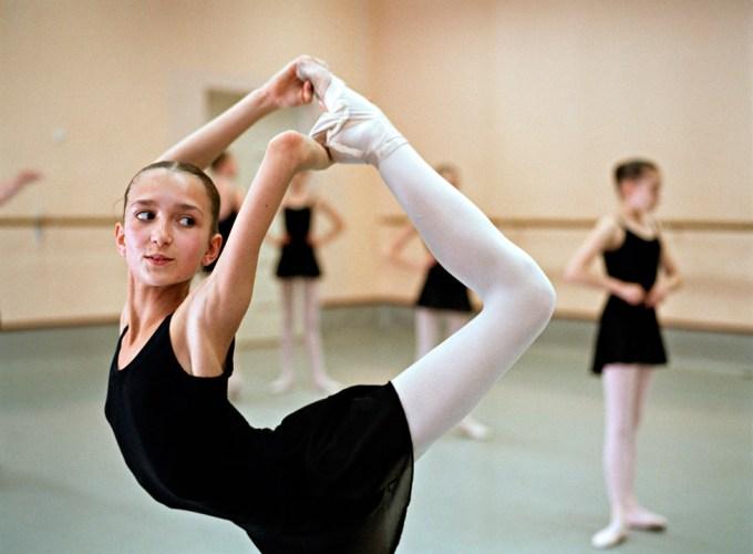 Rachel Papo, Arina, Ballet, St Petersburg, Russia