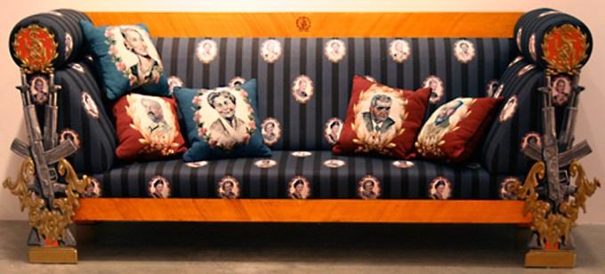 Mark Beard, Prestige Dictator Sofa