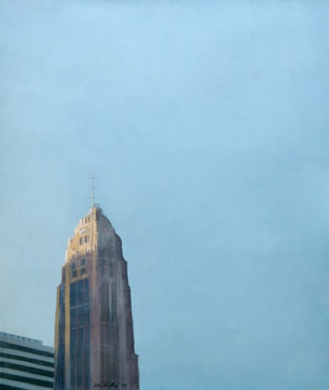 John Button, Lincoln Tower