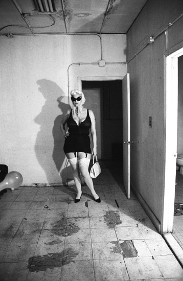 Amy Touchette, Film Shoot, Chinatown, No. 3