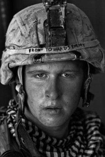 Louie Palu, Marines 001