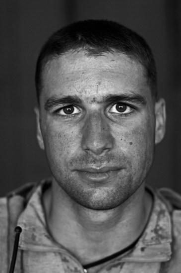 Louie Palu, Marines 006