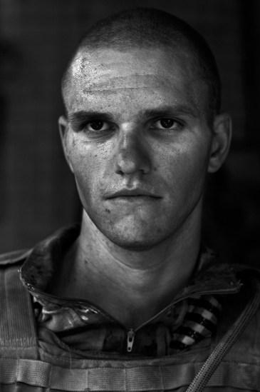 Louie Palu, Marines 014