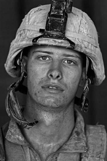 Louie Palu, Marines 015