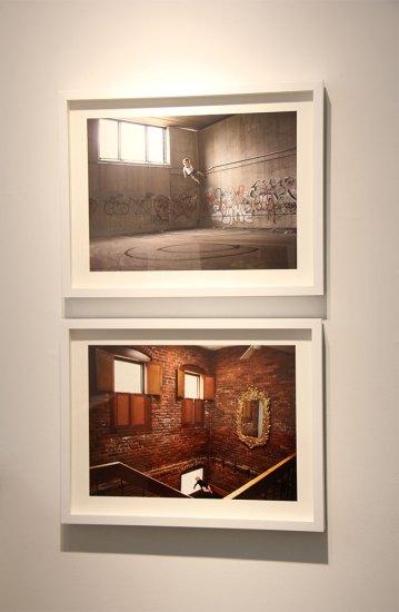 Rachel Hulin Installation