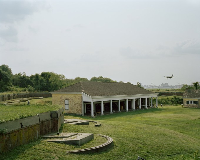 Keith Yahrling, Fort Mifflin